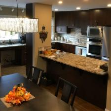 Expresso kitchen cabinet refinishing winnipeg manitoba 2