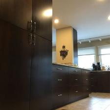 Expresso kitchen cabinet refinishing winnipeg manitoba 4