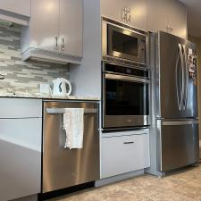 Expresso kitchen cabinet refinishing winnipeg manitoba 5