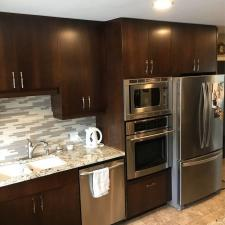 Expresso kitchen cabinet refinishing winnipeg manitoba 6